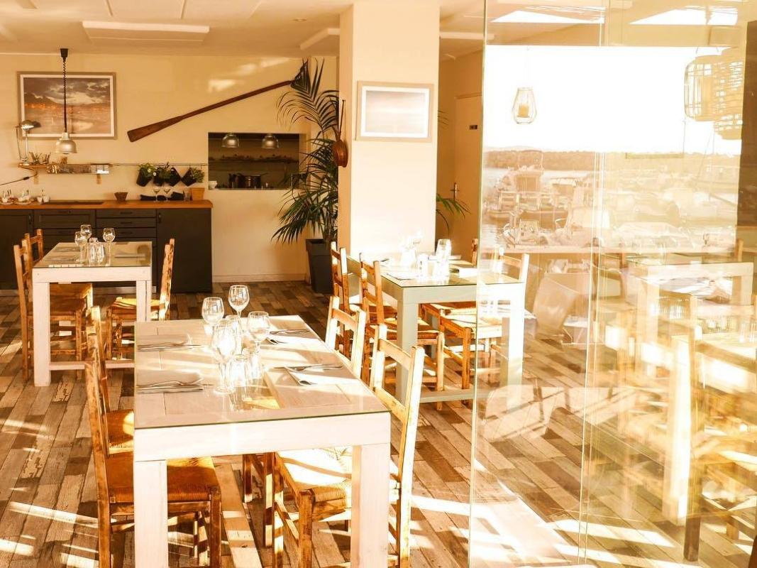 Le Restaurant - La Marine des Goudes - Marseille